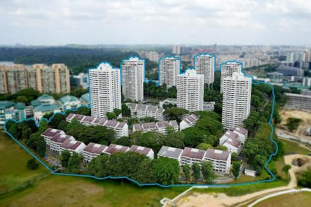 Braddell View estate relaunches collective sale at $2.08 billion