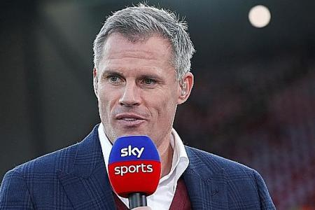 Man United not miles away from the top sides, says Jamie Carragher