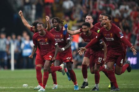 Liverpool clinch Super Cup after shoot-out victory over Chelsea