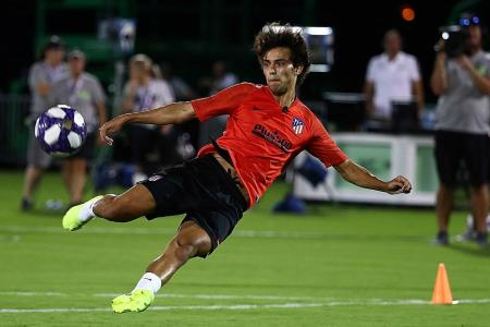 Joao Felix and Co herald new-look Atletico Madrid