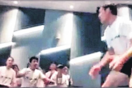 NTU student present at lewd cheer: 'Everyone kind of laughed it off'