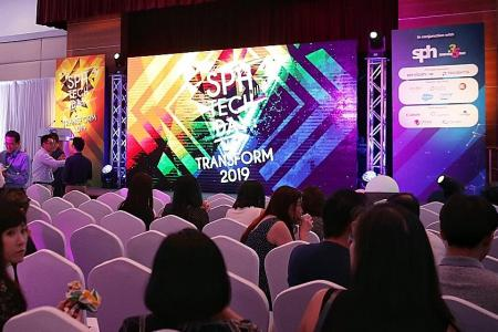 SPH taps tech to transform newsrooms