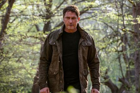 Angel Has Fallen star Gerard Butler rises from ashes of injuries, fire