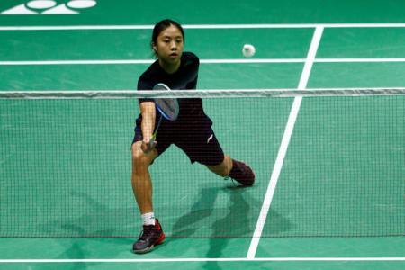 Singapore shuttler Yeo Jia Min stuns world No. 1 Akane Yamaguchi