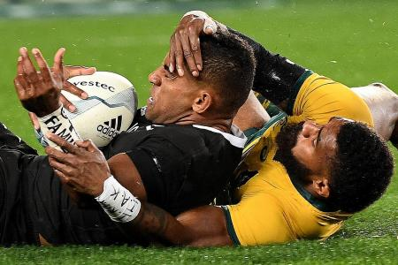 All Blacks' first team to play in Tonga tune-up
