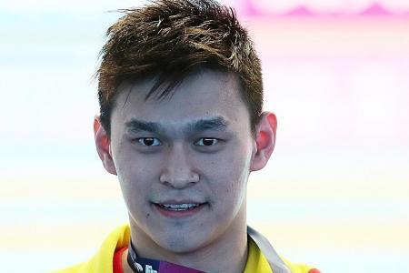 Sports court postpones Chinese swim star Sun Yang hearing till October