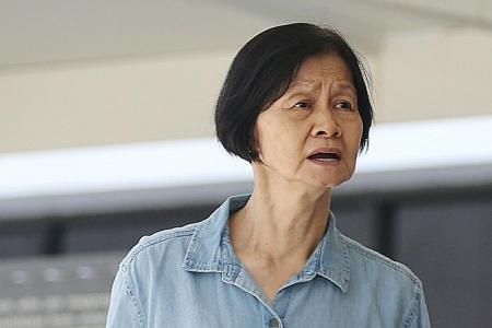 Mother and daughter jailed for Orchard Road shoplifting spree