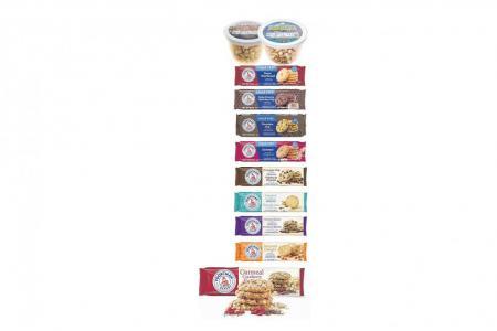 Healthier cookies, popcorn from FairPrice