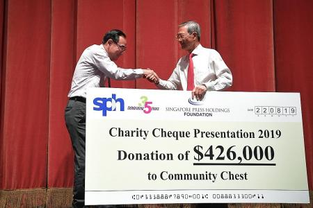 SPH celebrates 35 years with a $426,000 donation