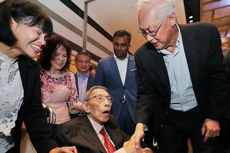 ESM Goh: Sports has way of uniting people