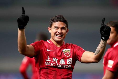 Brazil-born history-maker Elkeson vows to take China to World Cup