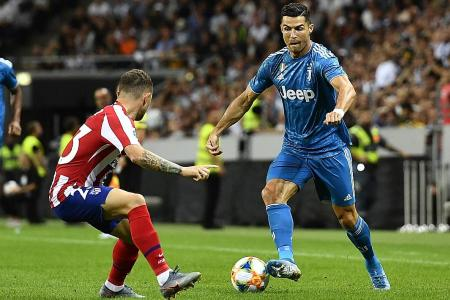 Cristiano Ronaldo says Lionel Messi made him a better player