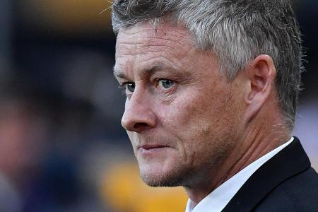 Man United lacked zip and urgency in Palace defeat, says Solskjaer