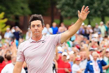 Rory McIlroy banks $21m with Tour Championship victory