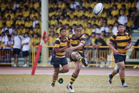 Captain Tycen Yeoh leads ACS(I) to fourth straight C Div rugby title