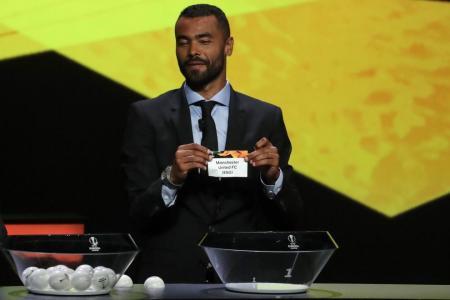 Man United's eastern European dates in Europa League