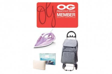 Bigger, better deals at OG's 57th anniversary sale