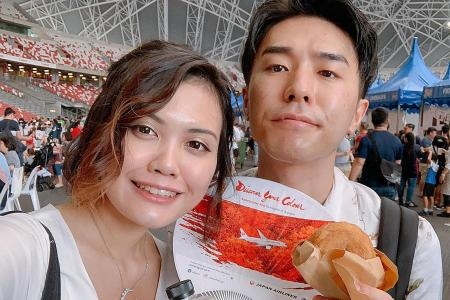 Finding a piece of home at Japan Summer Festival