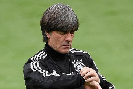 Time is up for Germany coach Joachim Loew: Craig Burley