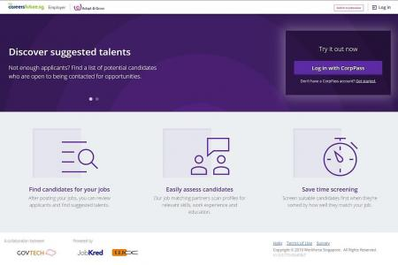 New employer features on MyCareersFuture.sg make hiring easier