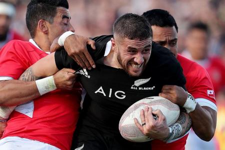 All Blacks head to Japan aiming to peak at the right time