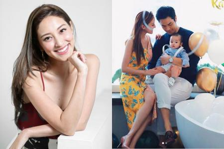 Fatherhood has transformed HK actor Kevin Cheng, says wife Grace Chan