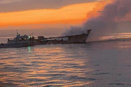 Criminal probe into California dive boat fire that killed 34