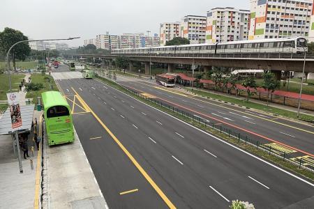 No more congestion at Yishun transport hub