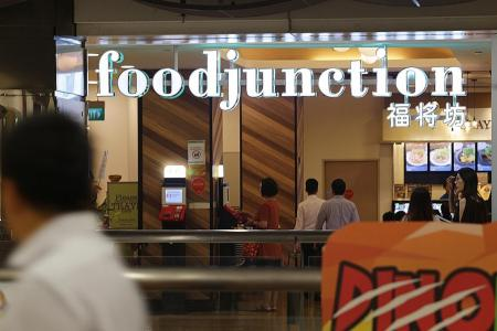 Feedback sought on BreadTalk's planned acquisition of Food Junction