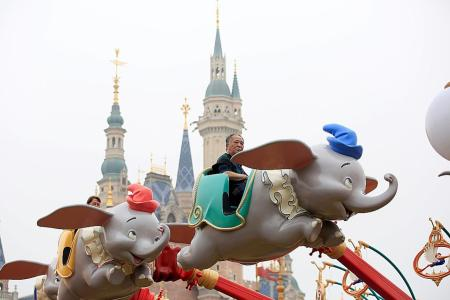 Shanghai Disneyland now allows visitors to bring in their own food