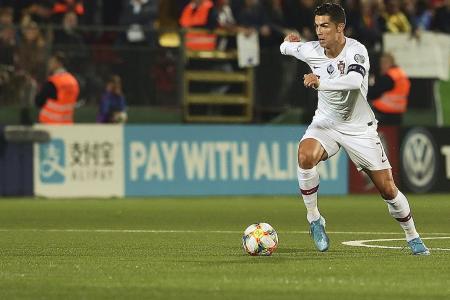 Ronaldo reaches 93 international goals, scores against 40th nation