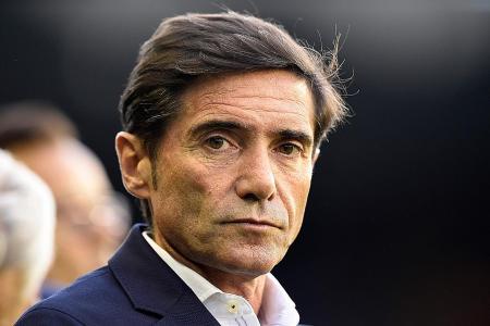 Valencia sack coach Marcelino just three matches into new season