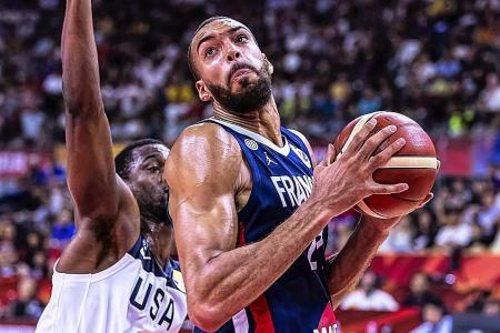 France knock holders United States out of World Cup medal rounds