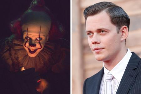 Isolating, lonely for Skarsgard to reprise Pennywise clown role in It sequel