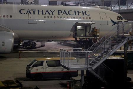 Cathay Pacific freezes new hiring, to focus on cost cuts