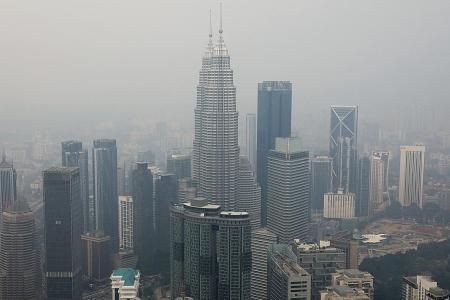 Malaysia PM to write to Indonesia's leader as row over haze flares