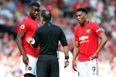 Pogba, Martial, Shaw ruled out as injury crisis hits United