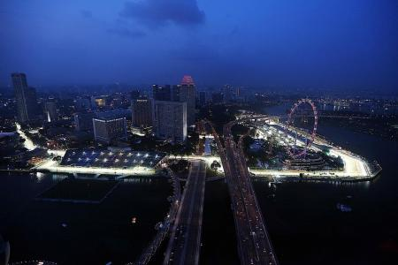 Singapore's F1 street track set for major change if deal is extended