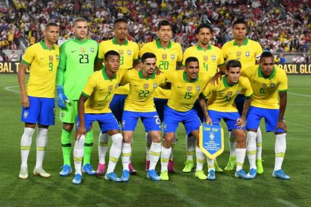 Brazil to play Senegal, Nigeria at Singapore Sports Hub in October