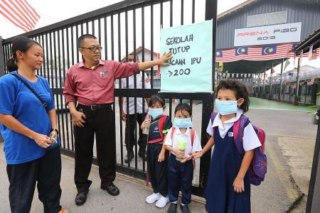 Fighting haze with planes and prayer