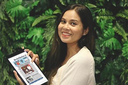 New app for fresh way to experience Berita Harian