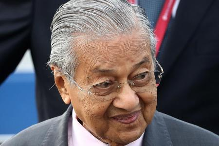 No Cabinet reshuffle during my time: Mahathir