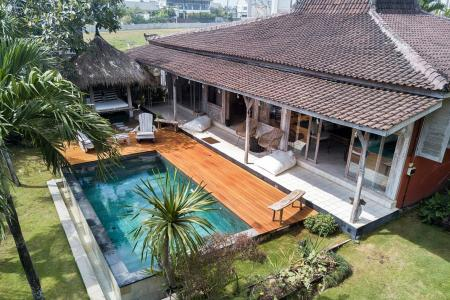 Experience Bali holiday homes with virtual tour