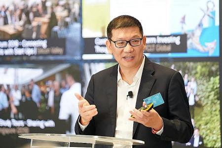 Investors should diversify: GIC chief