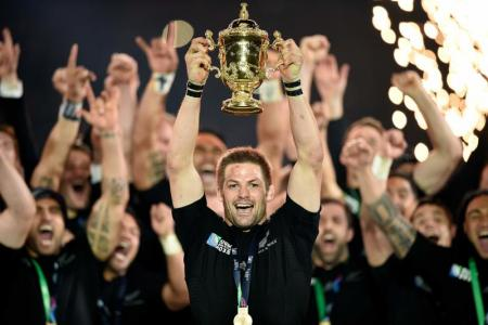 Up to 6 teams can win Rugby World Cup: All Blacks coach Steve Hansen