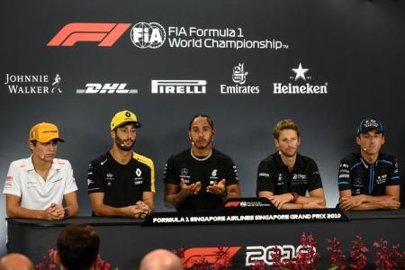 Leonard Thomas: Singapore's F1 race sets a world standard