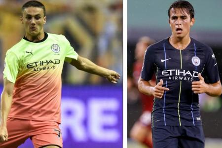 Teenage defenders on stand-by for injury-ravaged City