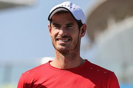 Andy Murray registers his first ATP Tour singles victory since surgery