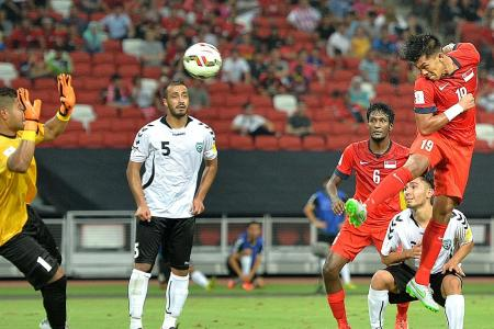 Football fraternity pay tribute as Khairul Amri retires from Lions