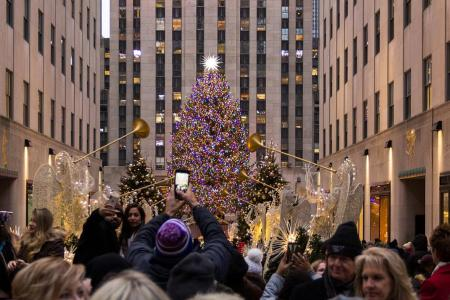 End year with a bang in New York